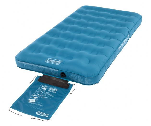 Coleman Extra Durable Single Airbed - Grasshopper Leisure, Airbeds & Inflatable Mattresses, Sleeping mats & pads, Camping mats, Camping airbeds